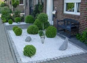 gartengestaltung vorgarten mit kies gestalten nauhuri garten modern kies neuesten design