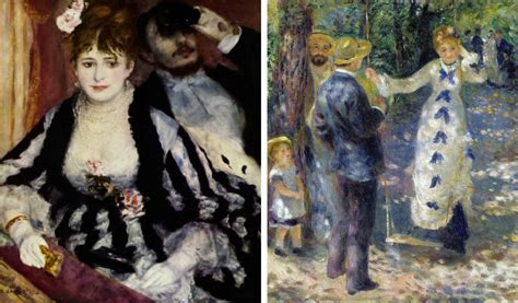 the swing renoir the swing painting by renoir www pixshark images
