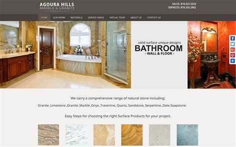 agoura tile and agoura marble and granite itech innovative