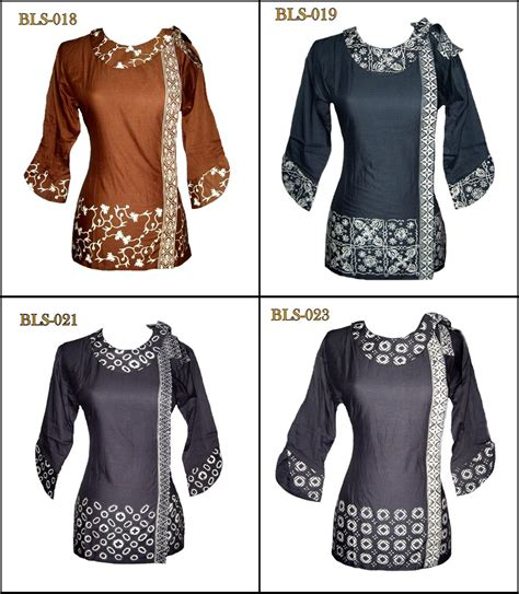 Grosir Baju Blouse My My Style Bl design blouse kantor blouse with