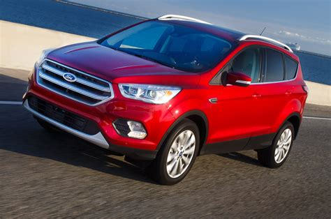 ford escape 2017 ford escape first drive review motor trend