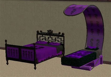 Kb Lapita Set Purple mod the sims testers wanted purple black set cep needed for some updated