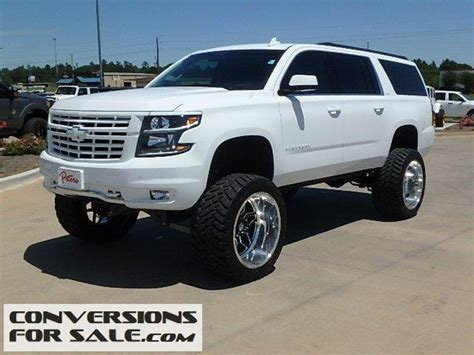 chevrolet suburban lifted used lifted chevy suburban lt for sale in longview