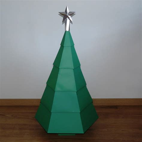 How To Make Model Trees From Paper - paper trees