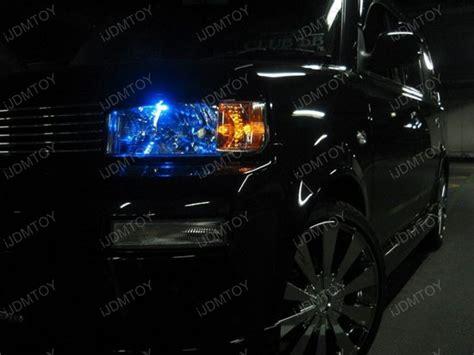 parking light bulb 2827 2 blue 168 2825 2827 5 smd led bulbs parking lights 11 ebay