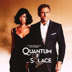 quantum of solace extrait du film james bond quantum of solace critique du film
