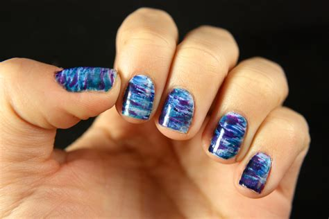 nail art brushes tutorial fan brush nail art tutorial nail art ideas