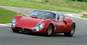 Alfa Romeo Stradale 1967 Alfa Romeo 33 Stradale Related Infomation