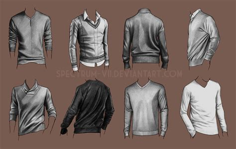 Artist Study Abu Sweater a study in sweaters by spectrum vii on deviantart