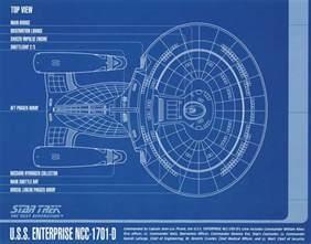 Blueprints star trek blueprint collection a portfolio set of 8