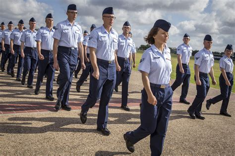What Is After Basic Training In Air Force | air force bmt implements gender integrated heritage