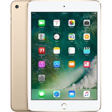 Ready Stock Mini 4 Cell Wifi 64gb Gold Garansi 1 Year apple mini 4 wi fi 64gb gold mk9j2ll a