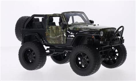 Miniatur Jeep Wrangler Unlimited Skala 64 jeep wrangler black dekor 2007 toys diecast model car