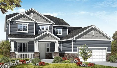 richmond american homes exterior paint colors 1000 images about craftsman home elevations on