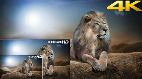 imagenes 4k vs full hd 4k 1080p downsize downscale compress shrink uhd 4k to
