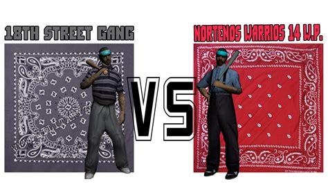 nortenos colors 18th vs nortenos warriors 14 w p s rp 02