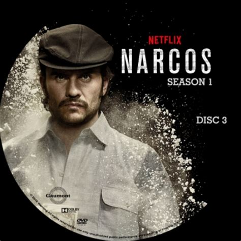 film serial narcos sezonul 1 narcos season 1 disc 3 dvd covers labels by covercity