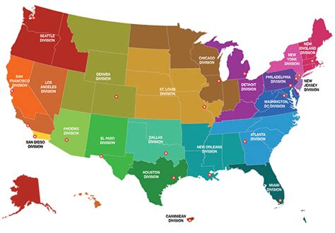 dea office locations