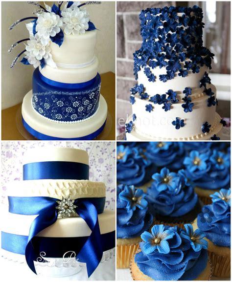 Blue Ideas - royal blue wedding ideas and wedding invitations