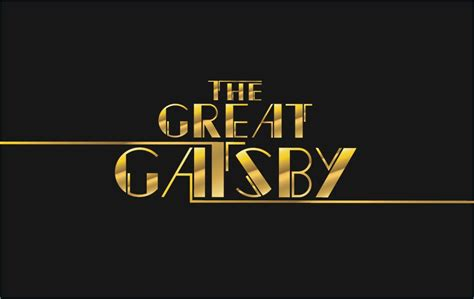 The Great Gatsby Powerpoint Pontybistrogramercy Com Great Gatsby Powerpoint Template