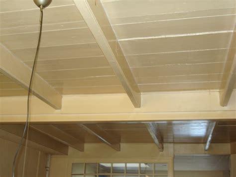 Houten Plafond Schilderen schilderen houten plafond werkspot