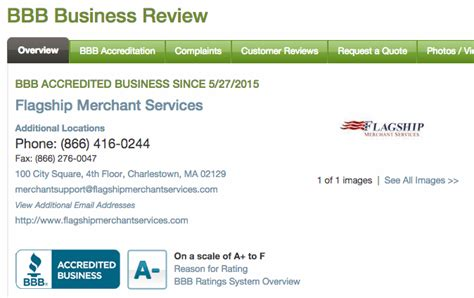 reviews for flagship merchant services flagship merchant services reviews real customer reviews