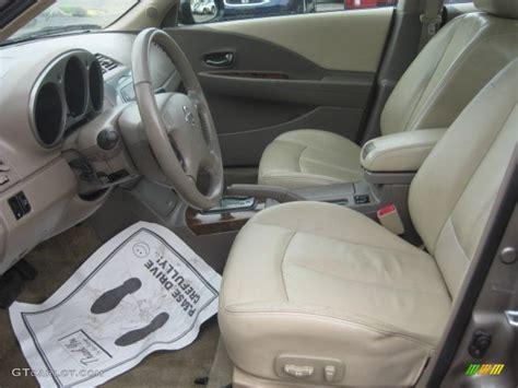 Blond Interior 2003 Nissan Altima 3.5 SE Photo #51365531 ... Nissan Altima 2003 Interior