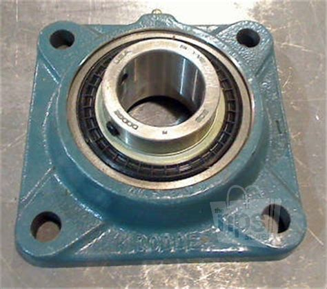 dodge flange mount bearing 4 bolt 5 1 8 quot x 5 1 8 quot new ebay