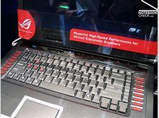 Asus G2S - Notebookcheck.net External Reviews Macbook Pro