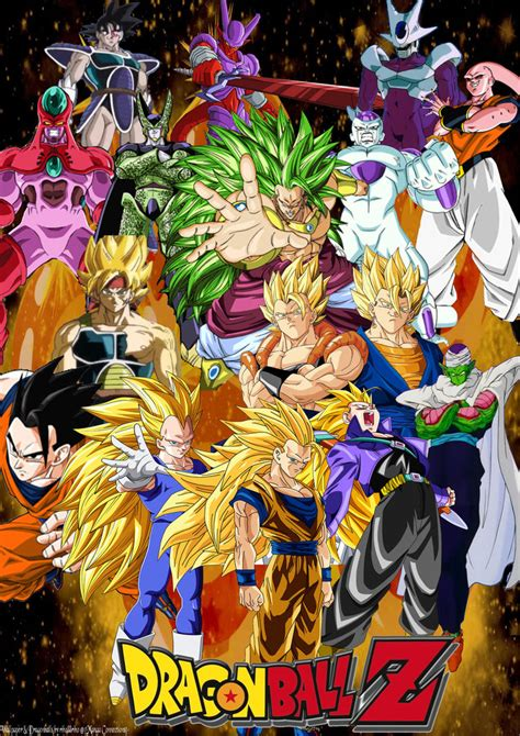 dragon ball z villains wallpaper dragon ball z heroes and villains by supersaiyancrash on