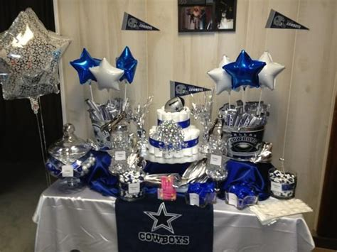 Cowboy Themed Baby Shower Ideas by Best 25 Dallas Cowboys Ideas On Dallas
