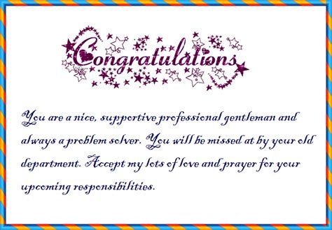 congratulations on your promotion quotes and messages