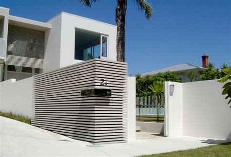 Front Wall Design Architecture by 12 Best Images About Boundary Walls On Modern