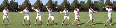 golf swing with irons stanford men s golf team players