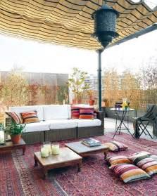 26 adorable boho chic terrace designs digsdigs