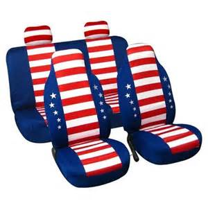 Car Cover Usa Coupon Code American Flag Universal Car Seat Cover Set Only 18