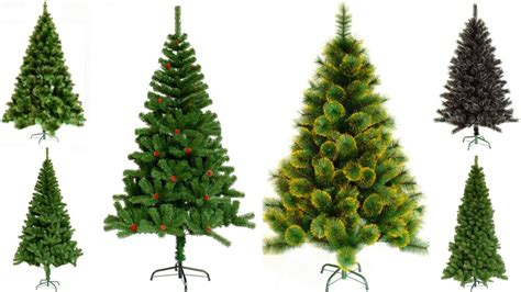 customized slim fiber optic christmas trees with