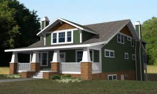 Craftsman Style House Plans Two Story by 2 Story Craftsman Bungalow House Plans Second Story