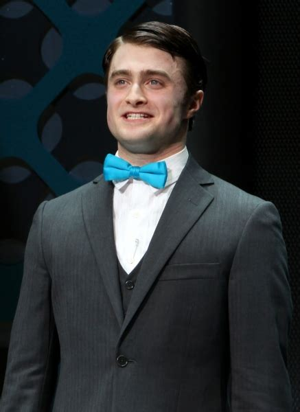 daniel radcliffe comes to tn photo coverage how to succeed in business opening night