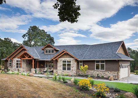 northwest craftsman style home plans