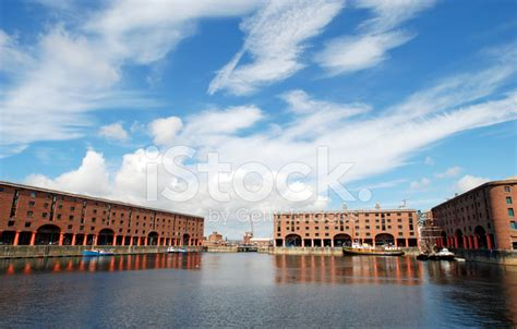 Landscape Pictures Of Liverpool The Albert Dock In Liverpool Landscape Stock Photos