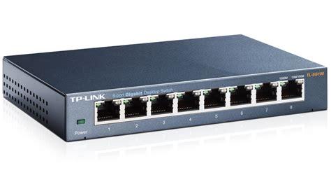 Tplink Tl Sg108 8 Port 10 100 1000mbps Desktop Switch tp link tl sg108 comms express