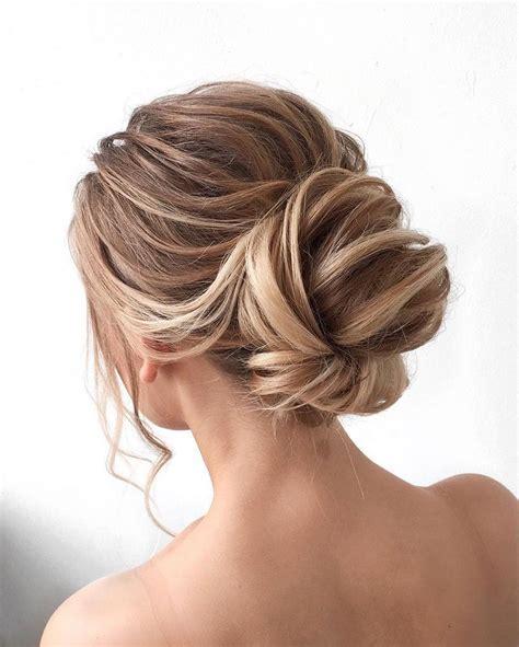 Best 25  Wedding hair chignon ideas on Pinterest   Wedding