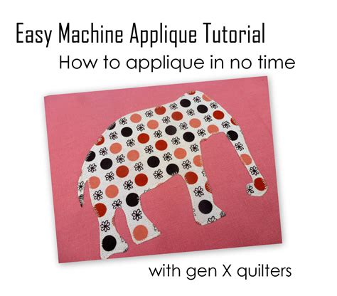 Easy Machine Quilting Techniques by X Quilters Quilt Inspiration Quilting Tutorials