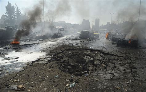 Syana Syari syria in ruins the atlantic