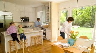 how to decorate a kitchen or dining room of a small house one decor