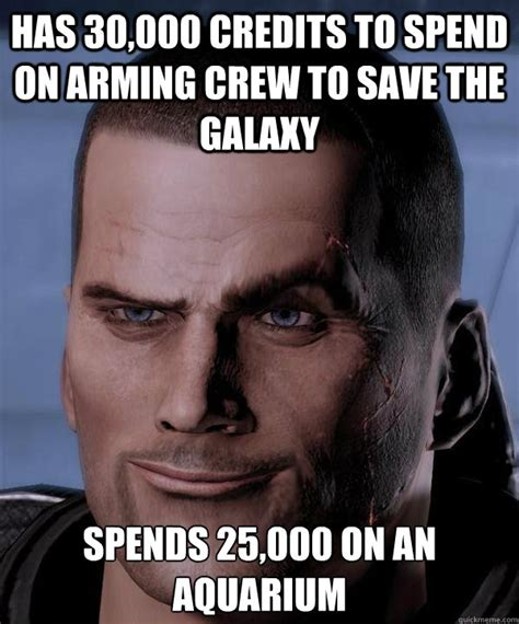 Meme Effect - 10 ridiculous mass effect 3 memes