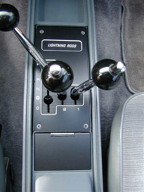 Lighting Rod Shifter by Oldsmobile G Mailing List
