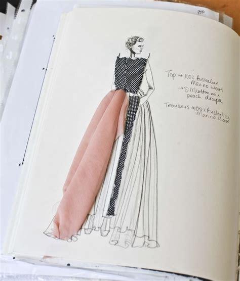 doodle draw style die besten 25 modedesign portfolios ideen auf