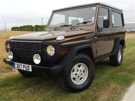 Used G Wagon Mercedes by Used 1987 Mercedes G Wagon 300 For Sale In Hshire